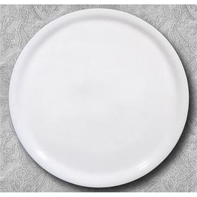 Porcelaine blanche blanc*plat a pizza 35cm porc