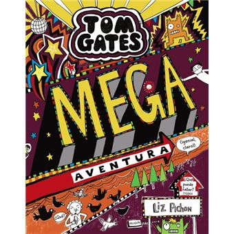 Tom gates 13 mega aventura genial c
