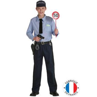 Déguisement policier garçon 3 à 5 ans - Déguisement enfant - Achat   prix    fnac fef774389487