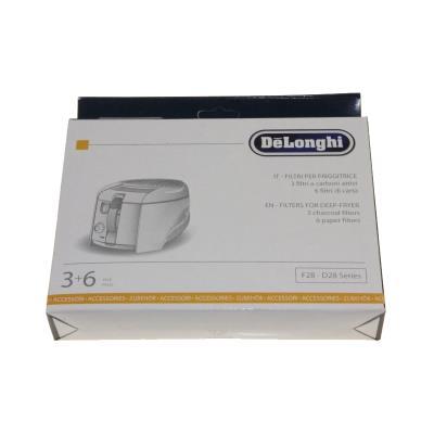 Delonghi Kit Filtres Pour La Serie F28 - D28 Ref: 5512510041