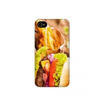 coque iphone 4 hamburger