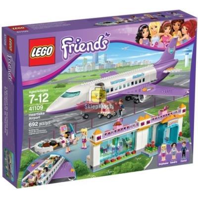 Lego - 41109 - l'aéroport de heartlake city