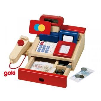 caisse enregistreuse enfant en bois jouet en bois enfant autres jouets en bois achat prix. Black Bedroom Furniture Sets. Home Design Ideas