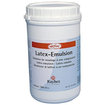 Emulsion de latex 500 ml - rayher