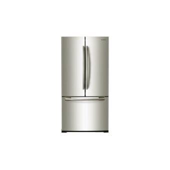 Samsung rf62hepn r frig rateur cong lateur style fran ais pose libre blanc inox achat - Prix d un congelateur tiroir ...