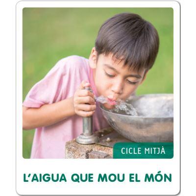 L'Aigua Que Mou El Mon. Fem-Ho Per Projectes 2019 - [Livre en VO]