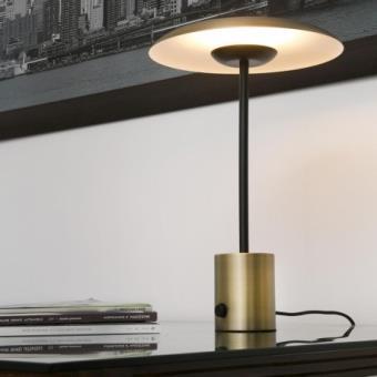 H40 Lampe Poser Cm Or Design À Led Hoshi jARc34q5L
