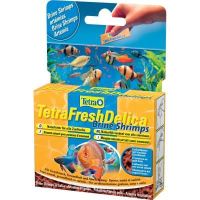 Tetra - - Tetra -freshdelica Brine Shrimps