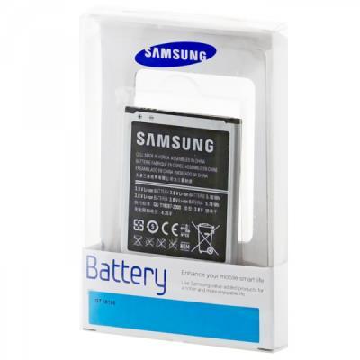 Originale Batterie Samsung EB425161LU Blister Galaxy S3 Mini GT i8190, Galaxy Trend 2 II GT S7898i, SCH I739, Galaxy Trend 2 II Duos GT S7572,