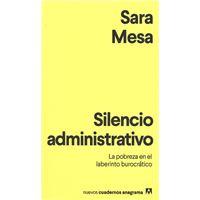 Silencio administrativo-la pobreza