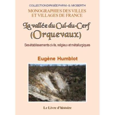 Orquevaux, La Vallee Du Cul-Du-Cerf