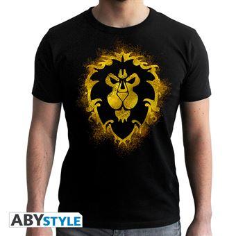 t shirt homme world of warcraft