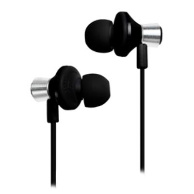 Connectez les écouteurs avec microphone intégré à votre appareil audio pour bénéficier dune excellente qualité sonore et passer des appels mains-libres. Le câble plat évite au cordon de semmêler.