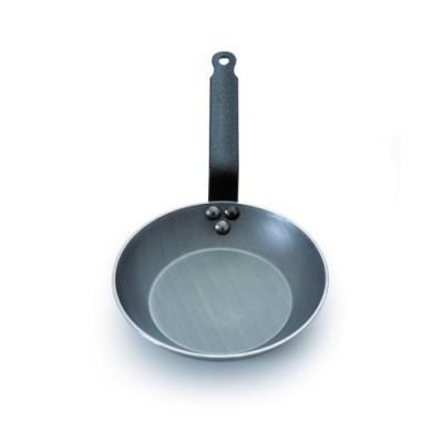 Mauviel - Poêle ronde Mauviel 28cm - M'Steel