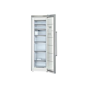 Bosch gsn36bi30 cong lateur cong lateur armoire pose libre inox achat prix fnac - Congelateur armoire inox ...