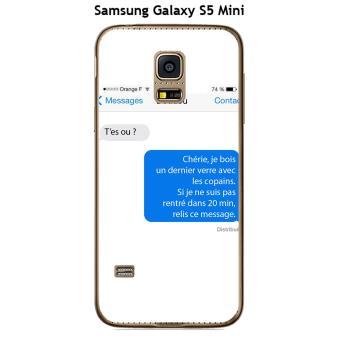 etui coque samsung galaxy s5 mini