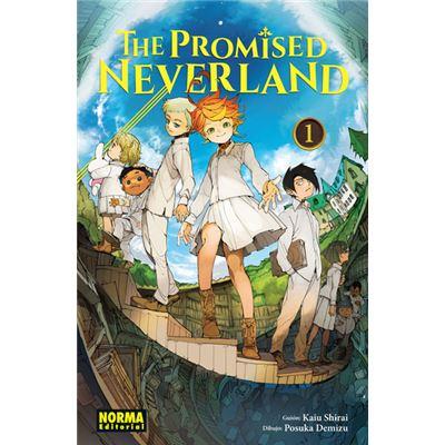 The Promised Neverland [Livre en VO]