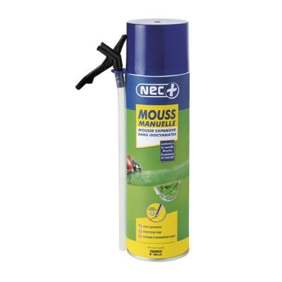 Mousse expansive - 500 ml - NEC