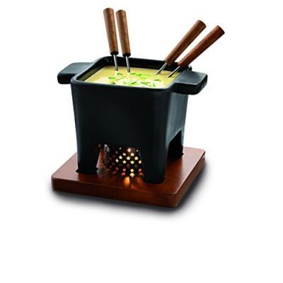 Boska 853529 taste set fondue tapas noir 400 ml