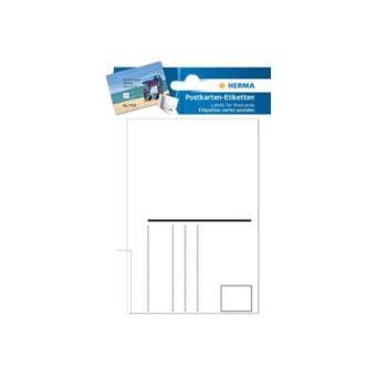 1d41d81d11616 HERMA - papier pour carte postale photo - 10 étiquette(s) - Papier pour  imprimante - Achat & prix | fnac