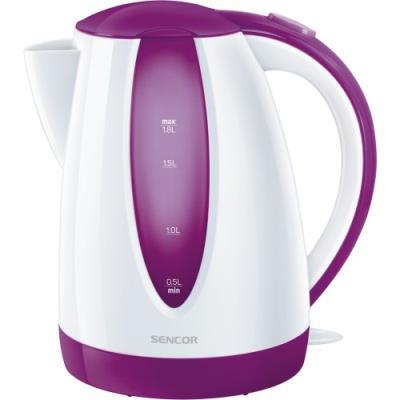 Sencor swk 1815vt bouilloire électrique - 2000w - 1.8 litre - violette