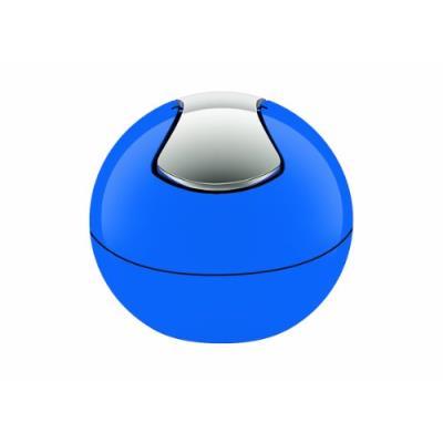 Spirella 10.14969 bowl poubelle polystyrol 1 l bleu