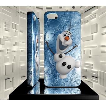 Coque Iphone 5S ANF La reine des neiges Olaf 03