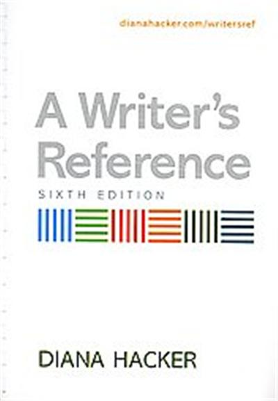 A Writer's Reference 6th Ed + Research Pack