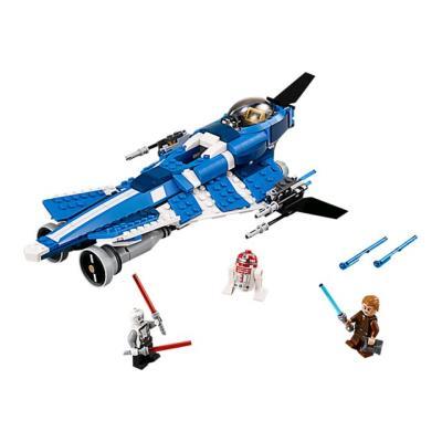 LEGO Star Wars 75087 - Jedi Starfighter personnalisé d'Anakin
