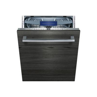 Siemens iQ300 SN636X02KE - Lave-vaisselle - intégrable - Niche - largeur : 60 cm - profondeur : 55 cm - hauteur : 81.5 cm