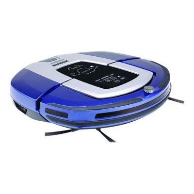 Hoover RBC 003 Aspirateur robot (Bleu): : Cuisine