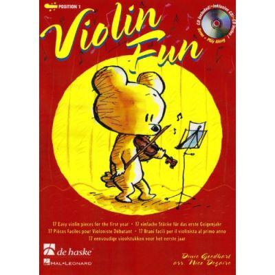 Violin Fun - [Livre en VO]