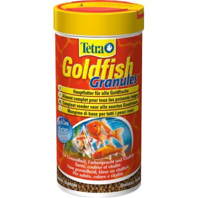 Tetra - Aliment Complet Goldfish Granules en Granulés pour Poissons Rouges - 250ml