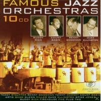 FAMOUS JAZZ ORCHESTRA-10CD