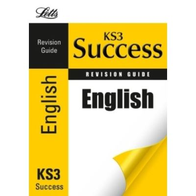 English: Revision Guide (Letts Key Stage 3 Success)