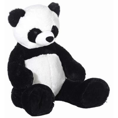 Heunec 330672 peluche en forme de panda assis