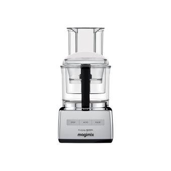 Magimix CS 5200 XL Premium - keukenmachine - 1100 W - helder chroom