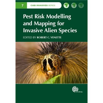 Pest Risk Modelling And Mapping For Invasive Alien Species (Cabi Invasives Series) (Hardcover)