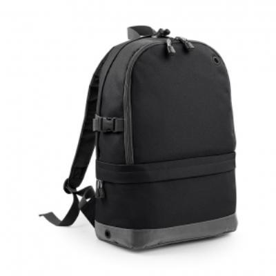 Sac à dos sport avec compartiment pour ordinateur - BG550 - noir