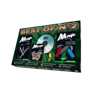 Oid Magic - BES2 - Kits de Magie - Coffret Pack Value + DVD - Nouveauté