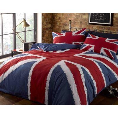 Parure de lit Londres Union Jack London