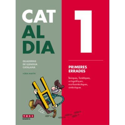 1 Primeres Errades. Cat Al Dia 2019 - [Livre en VO]