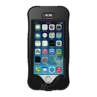 Coque etanche pour iPhone SE 5s 5 IP68 10M Etanche Noir