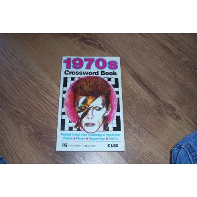 1970's Crossword Book