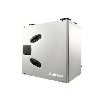 Vmc double flux dee fly cube 550 aldes 11023274 - Ventilation et climatisation mural - Achat ...