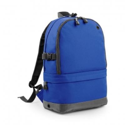 Sac à dos sport avec compartiment pour ordinateur - BG550 - bleu roi