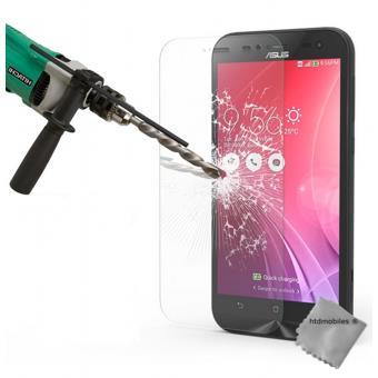 23 Sur Film De Protection Verre Trempe Transparent Pour Asus Zenfone Zoom ZX551ML ZX550