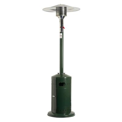 Parasol chauffant gaz COSY PROFI Vert Ecoline