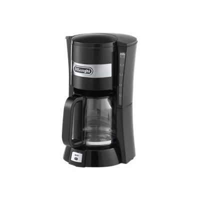 De'Longhi ICM15210 - Cafetière - 10 tasses - noir/inox