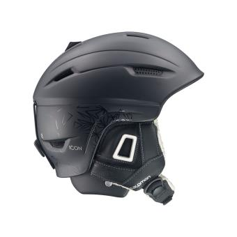 Casque Icon Custom Air Black - M Salomon - Protections du sport - Achat    prix  a4a5e11e8f